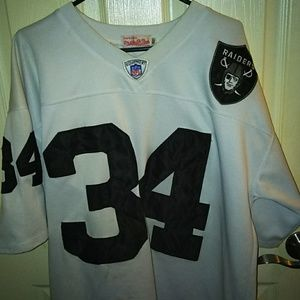 Mitchell and ness bo jackson jeesey